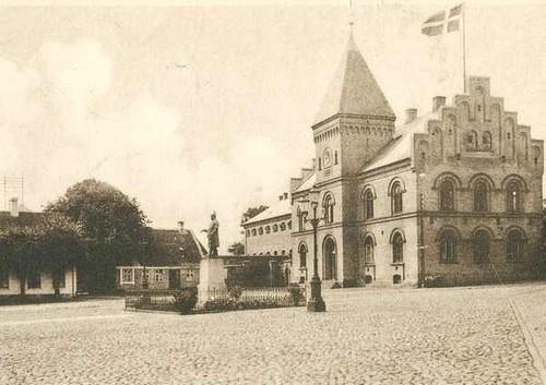 Torvet 1916